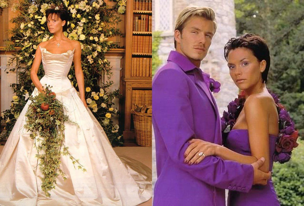 Los vestidos de novia más extravagantes