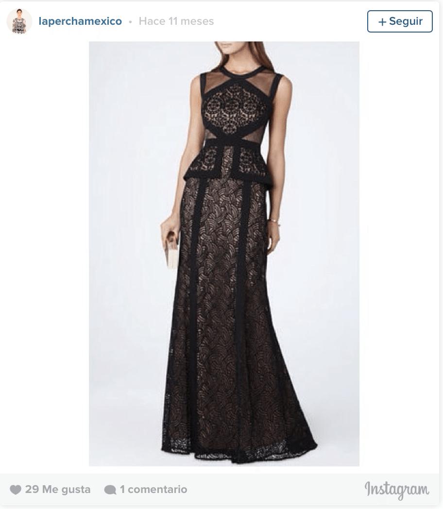 Renta de vestidos de noche leon gto