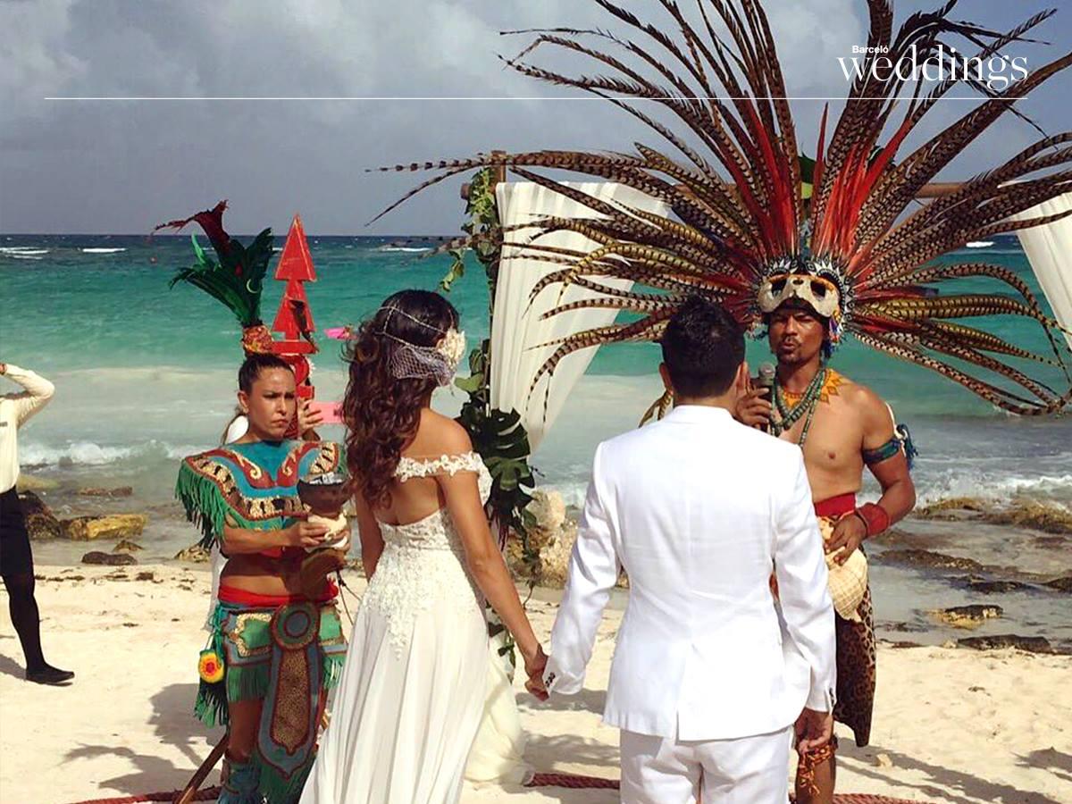 ¿Tendrás una boda de playa durante el 2018? 5 elementos a tomar en cuenta