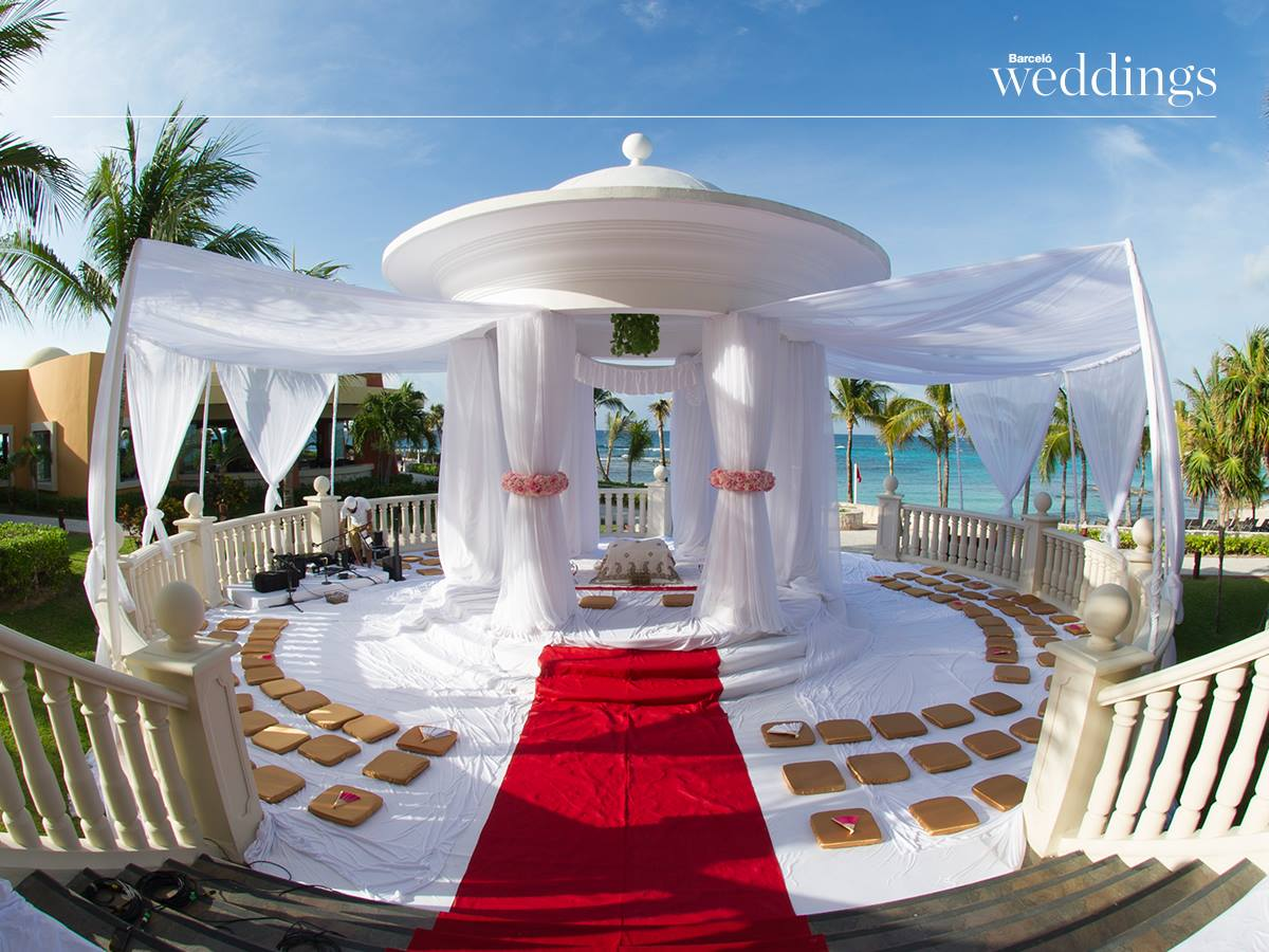 ¿Tendrás una boda de playa durante el 2018? 5 aspectos a tomar en cuenta