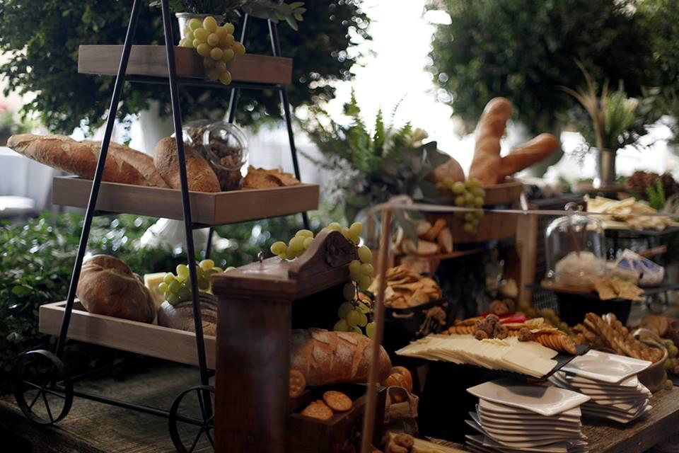 buffet para boda9