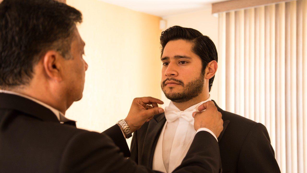 nudo de corbata 2