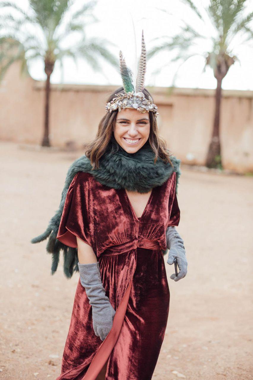 Dilema de invitada: ¿Qué usar para una boda de invierno?