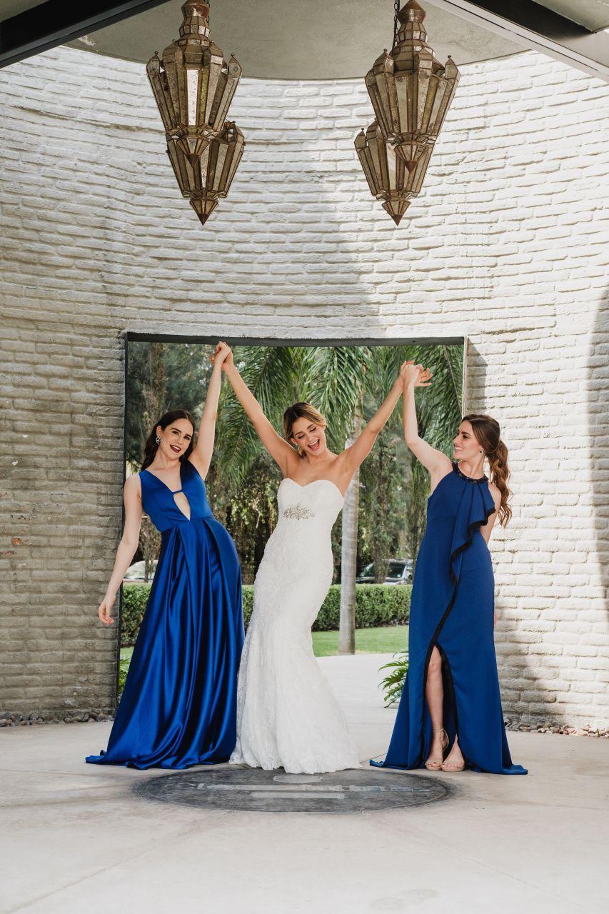 Las 5 tendencias m s fuertes del 2018 en decoraci n para bodas - Colores para salones 2017 ...