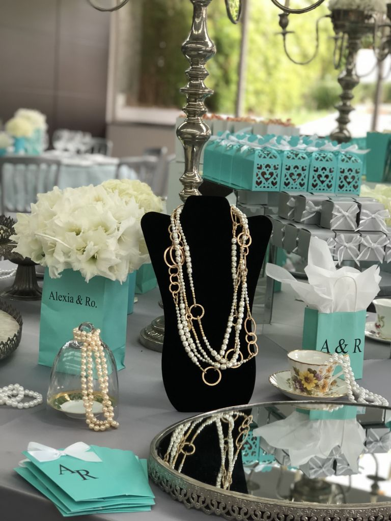 Breakfast at Tiffany´s: La idea perfecta para celebrar una despedida de soltera con estilo