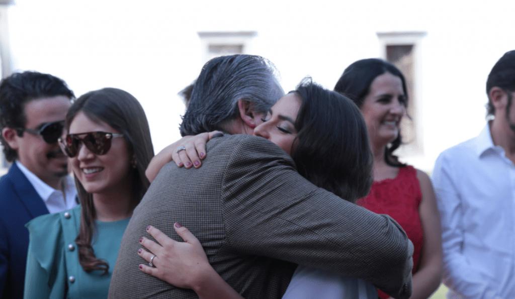 Ideas para presentar a sus familias antes de la boda