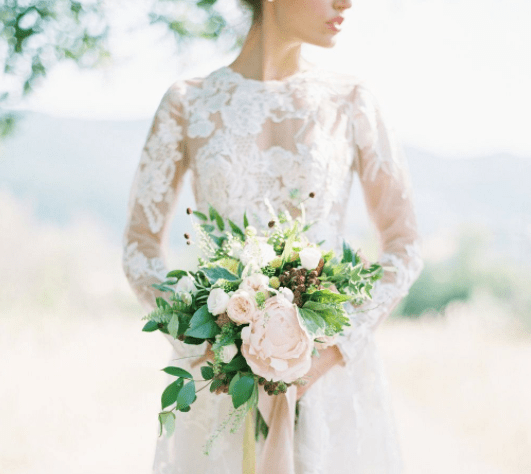 6 elementos fundamentales para lograr una boda al estilo italiano