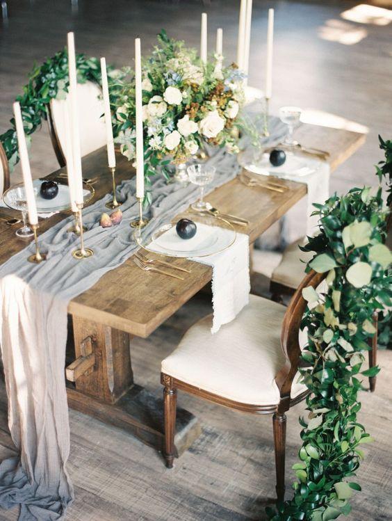 Detalles en terciopelo: 4 formas de incorporar la tendencia velvet en tu boda
