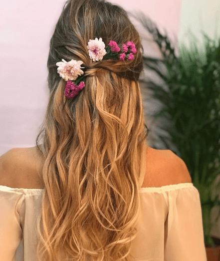 ¿Qué peinado usar dependiendo del escote de tu vestido?