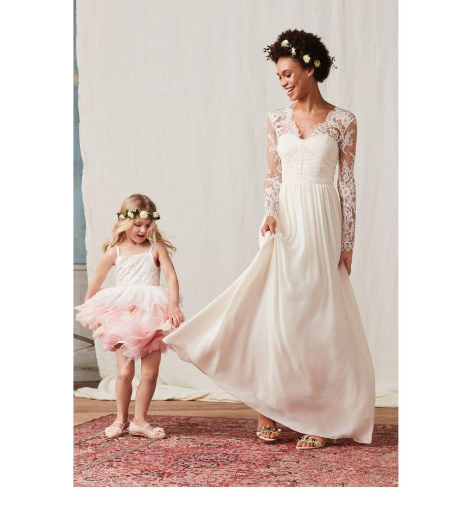 vestido de novia de Kate Middleton 4