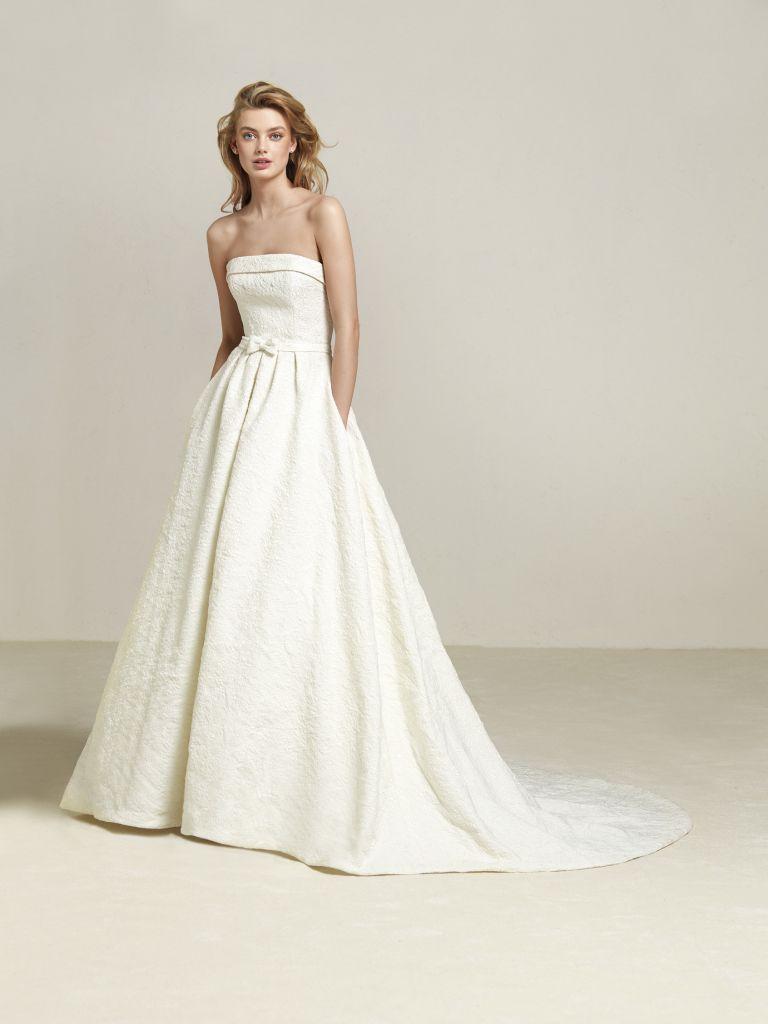 168b7ef6e Hoy hablamos sobre la tela de tu vestido 2