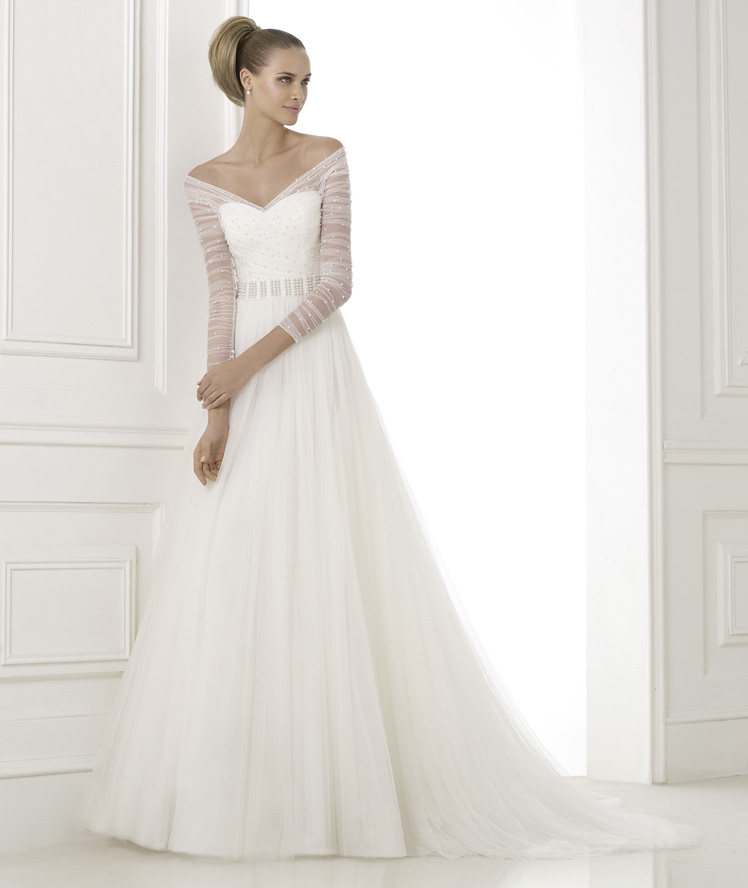 tela para confeccionar vestidos de novia 1