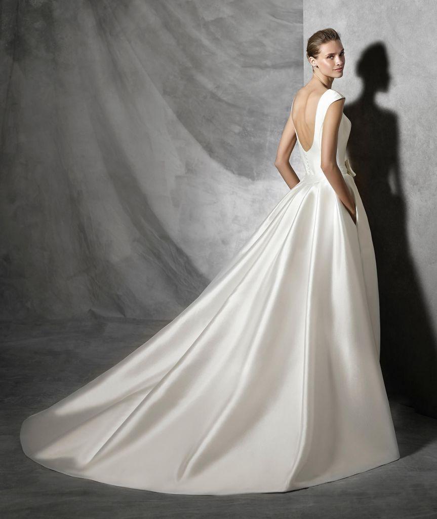 tela para confeccionar vestidos de novia 6