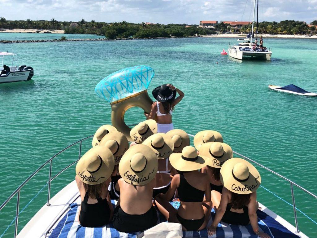 Sombreros para despedida de soltera