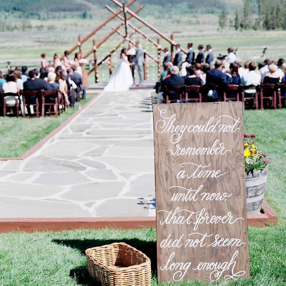 Checklist de la ceremonia para tu boda