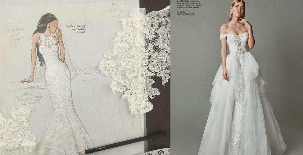 Vestidos de novia para boda civil en guadalajara