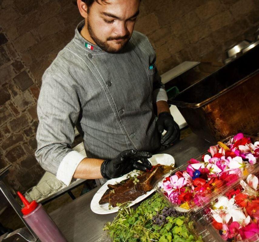 Menú grill para bodas rusticas   Tradición en cada detalle por Pedro Pablo Lozano