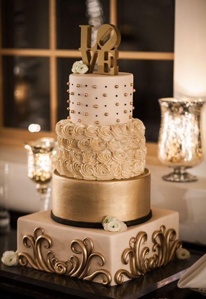 pasteles de boda sensacionales 6