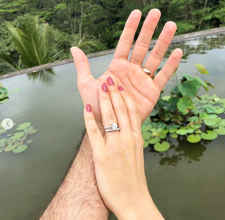 no usar el anillo de compromiso 5