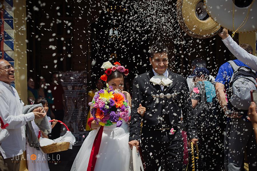 una boda con estilo mexicano 12
