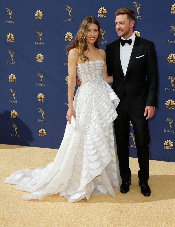 Jessica Biel y Justin Timberlake 8