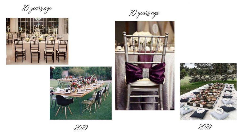 cambios de tendencias en bodas 2