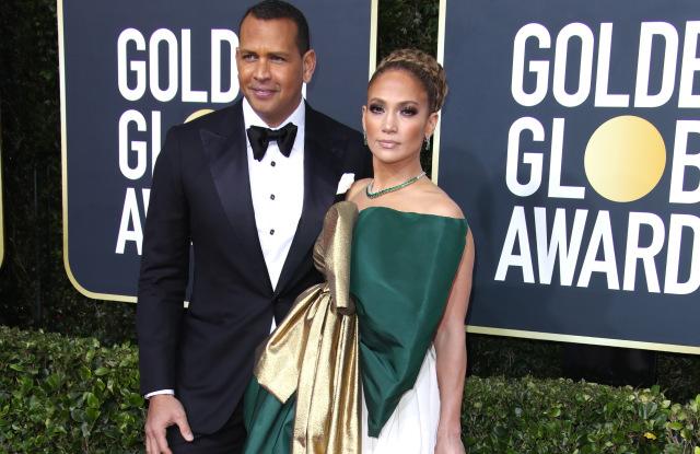 parejas que vimos en los Golden Globes 202011