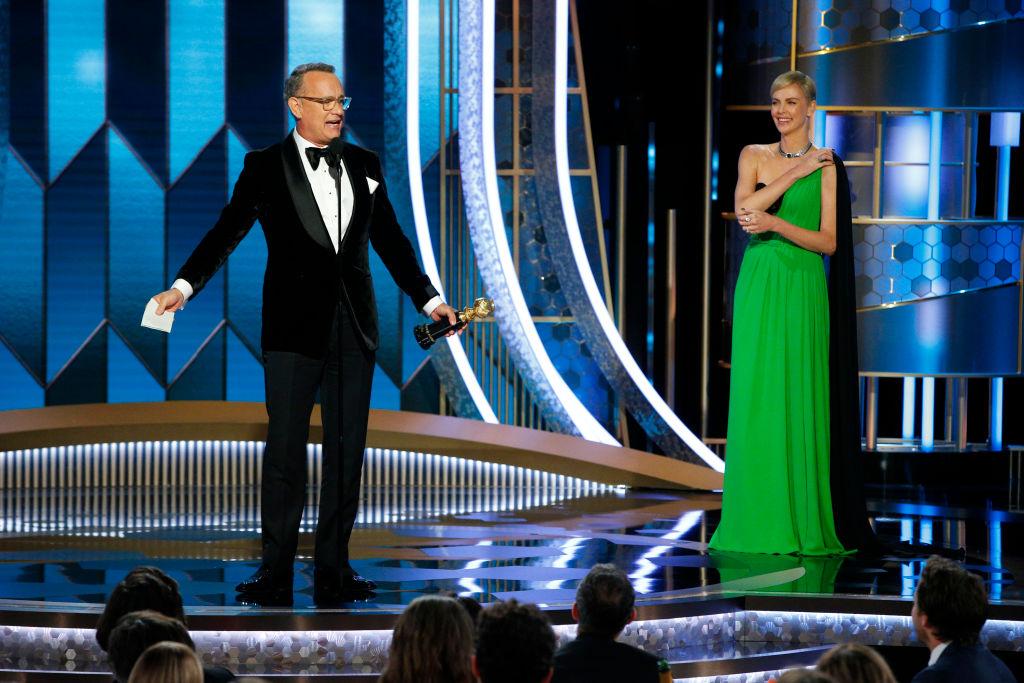 parejas que vimos en los Golden Globes 2020 9