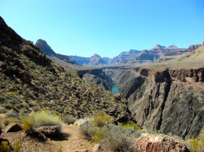 View of the Colorado River