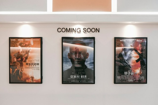 Réouverture des salles de cinéma en 2021