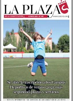 Revista municipal La Plaza de la Constitución