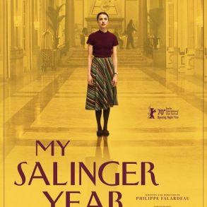 Poster oficial de My Salinger Year (El trabajo de mis suenos)