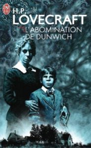 Couverture L'Abomination de Dunwich
