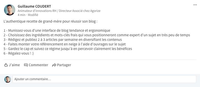 LinkedIn Guillaume Coudert