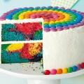 Pinterest 200 millionsrainbow cake