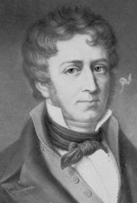 Portrait du compositeur John Field (1782-1837)