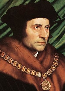 Portrait de Thomas More, Hans Holbein, 1527, Frick Collection, New York