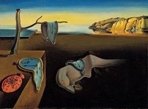 Salvador Dali (1904-1989), La persistance de la mémoire, 1931, huile sur toile ©MoMA, New York