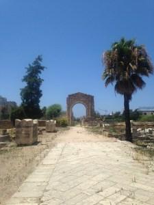 La via de Tyr