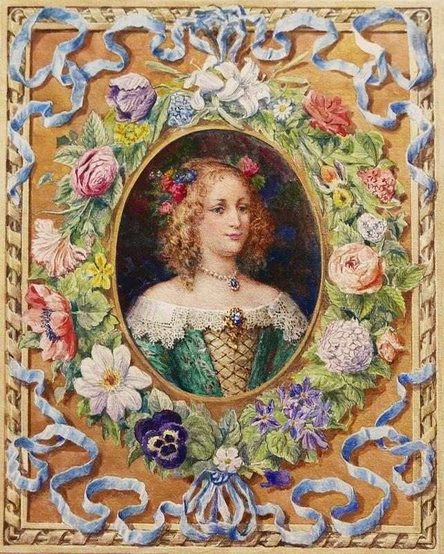 L'incroyable histoire de La Guirlande de Julie – La Plume de l ...