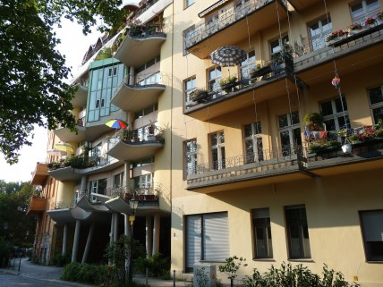 15 Kreuzberg Bloc d'immeubles 1