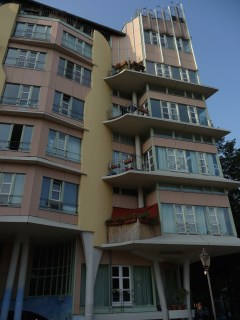 17 Kreuzberg Bloc d'immeubles 3
