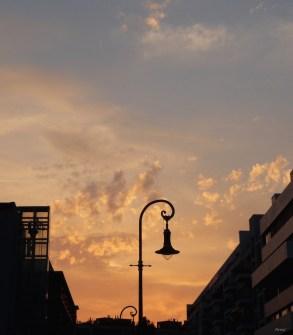 Sky light...
