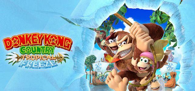 Nintendo-Town Cast 10 – Retour sur la saga Donkey Kong – DKC Tropical Freeze
