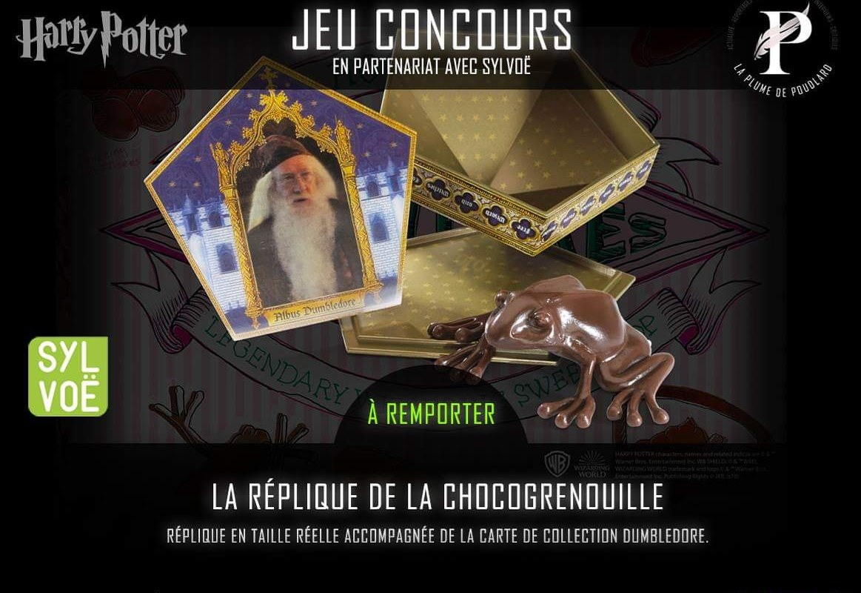 Jeu concours : remportez la réplique de la Chocogrenouille
