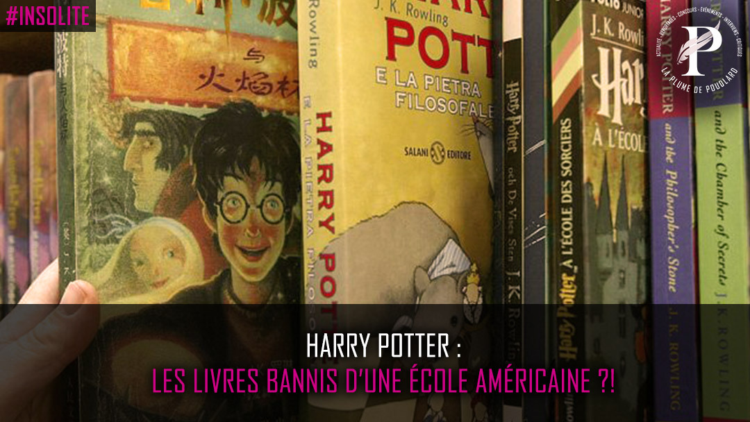 Les livres Harry Potter bannis d'une école américaine ?