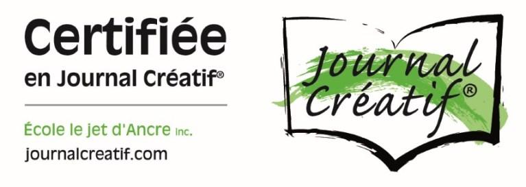 certifié journal créatif