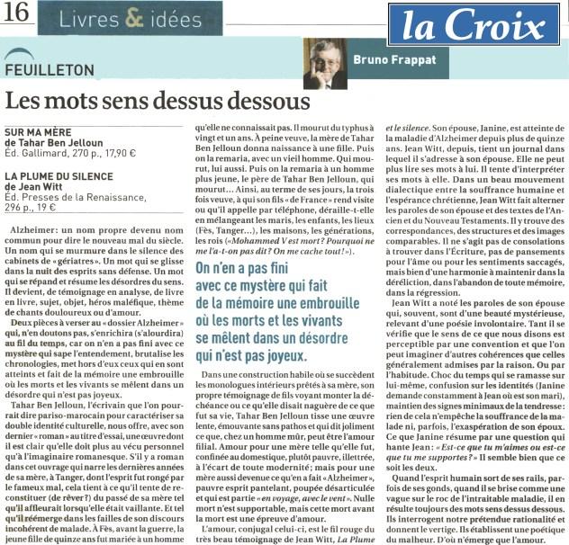 5 Critique La Croix Bruno Frappat 24 01 2008