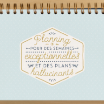 Planner Mr Wonderful