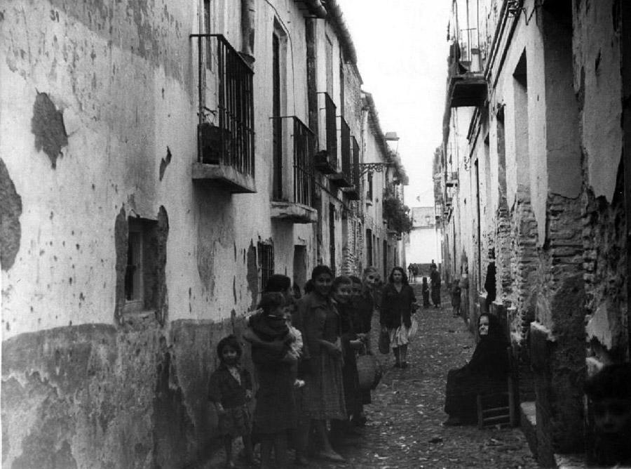 Barrio de El Perchel.